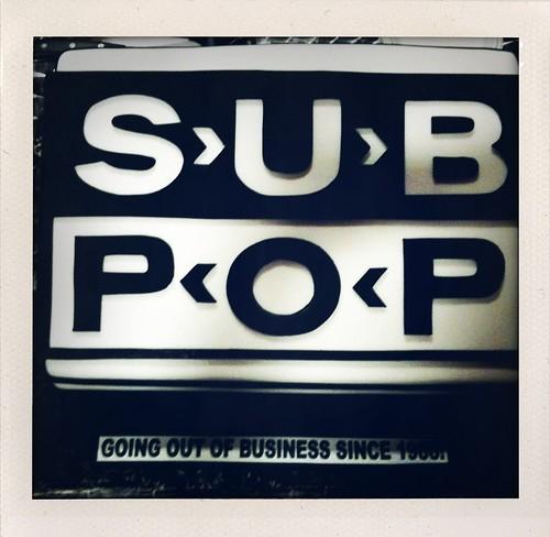 Subpop 22nd Aniversary Shindig!