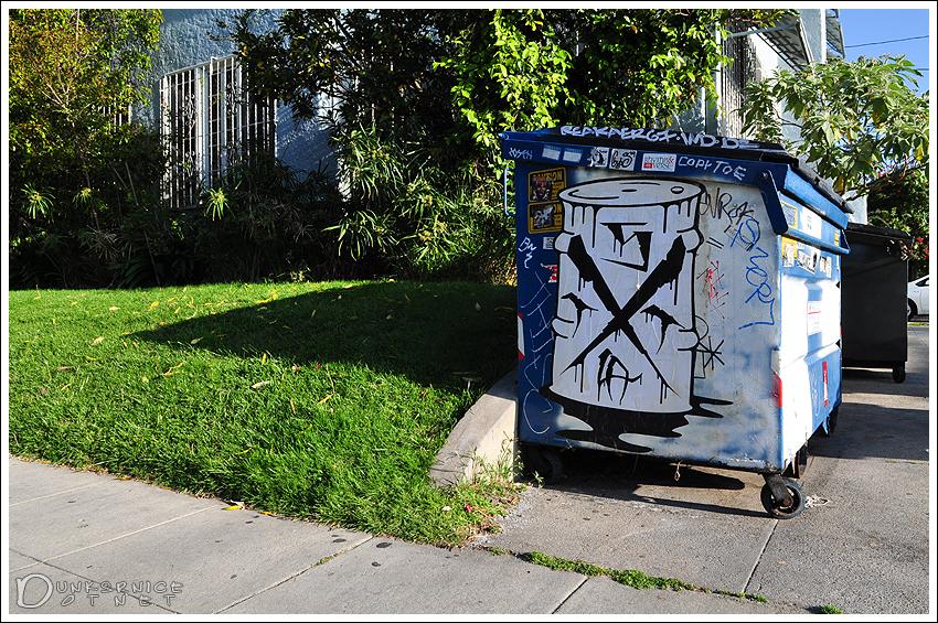 Dumpster.