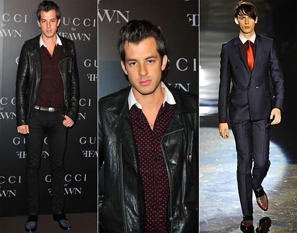 Mark Ronson for Gucci 07