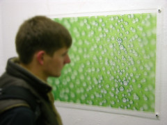 Aqua II: Drops (Johannes P Osterhoff) Tags: apple aqua moscow osx artstrelka abcgroup abcgallery artbusinessconsulting
