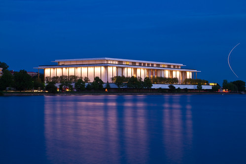 Kennedy Center at Twilight