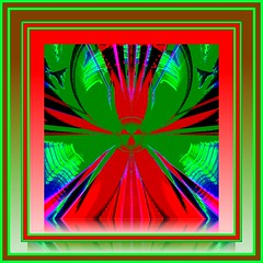 Keep It Between The Poles! (Chipmunk Hill Arts) Tags: art fractal sterling visualart picnik katiewolfe