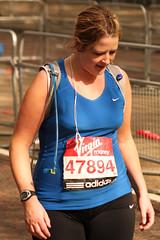 Virgin London Marathon 2010 (42run) Tags: 47894 lm10 42run
