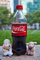 Bahbahrah says sharing is caring (Singing With Light) Tags: nyc ny water toy sheep pentax manhattan coke april cocacola kiwi 2010 souvenier jjp cokeisit favoritebeverage magnetictoys k200d bahbahrah thedailyshoot ds166 firdgemagnet tgif2010apriljjpk200dnynycthedailyshoottoycocacolacokecokeisitfavoritebeveragefirdgemagnetkiwimagnetictoysmanhattannbahbahrapentaxpentaxds166sheepsouvenierwater