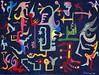 il portastelle (micksabatino) Tags: arte michele astratto quadri tela acrilico espressionismo pittura sabatino astrattismo