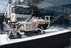 Writgen Surface Miner Model  1-10th scale (TRACshovel) Tags: germany model mining scalemodel opencast openpitmining writgen engineeringmodel bauma2010 surfaceminer