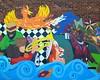 African-American Mural, Harlem, New York City (jag9889) Tags: street city nyc ny newyork art wall portraits graffiti mural african harlem manhattan american 20 2010 tubman undergroundrailroad banknote 20bill harriettubman twentydollarbill celiacruz y2010 jag9889