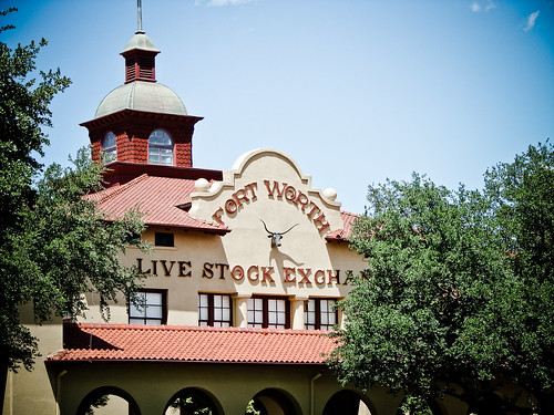 Fort Worth Live Stock Exchange Building
