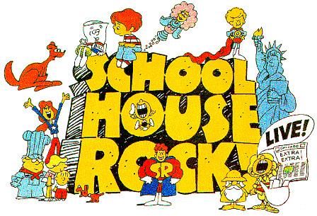 Shool House Rocks
