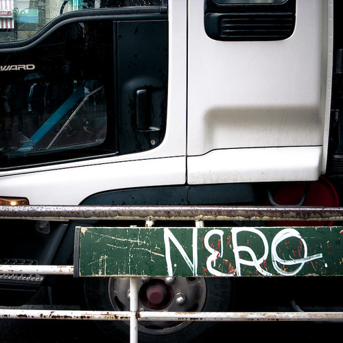 Benched Nero Tag