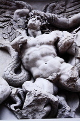 Pergamon Altar 1 (wamcclung) Tags: sculpture berlin statue turkey germany giant greek god goddess statues greece classical marble hellenistic mythologicalfigures pergamonmuseumberlin anticando altarofzeusatpergamon
