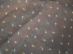 top stitches on Suzie