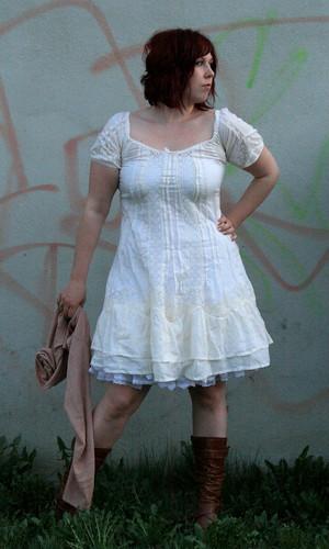 Lace Dress - 6