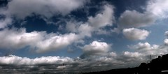 Clouds (Satoshi H (a.k.a ARCH)) Tags: autostitch camerabag 2010 iphone iphoneography iphone3gs