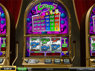 Crazy 7 slot game online review