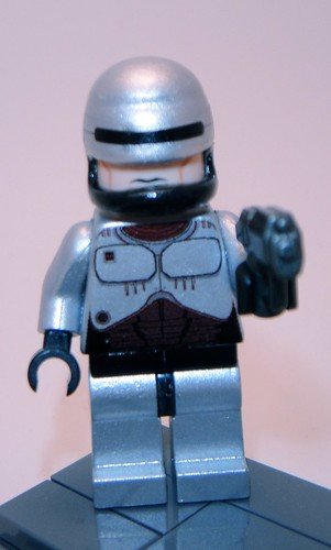 Robocop custom minifig
