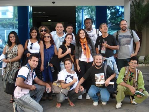 Participantes da 2ª etapa do curso de Gestão e Produção Cultural