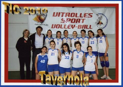 USD Tavernola - Torneo Internazionale di Vitrolles 2010