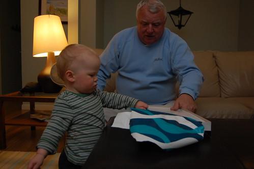 A & Grandpa