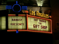 Los Angeles Theatre - Los Angeles, CA (achangeinscenery) Tags: marquee losangeles theater downtown theatre broadway banksy atnight moviepalace ilovelosangeles