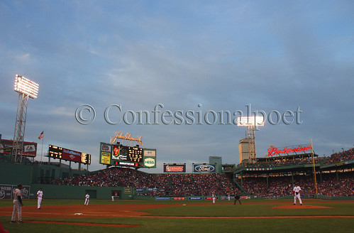 Fenway at Dusk