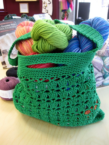 Going Green Market Bag
