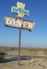 High Vista Diner (cowyeow) Tags: old signs sign vintage restaurant desert antique neglected culture diner retro creepy forgotten palmdale curio highvista