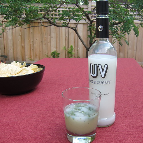 how to make a mojito cocktail with vodka
