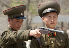 War for fun in Pyongyang - North Korea (Eric Lafforgue) Tags: soldier army war asia gun shoot arm korea soldiers shooting asie coree northkorea armee dprk coreadelnorte tir fusil northkorean 3798 nordkorea    coreadelnord   insidenorthkorea  rpdc  kimjongun coreiadonorte