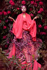 Wonderland : The Pink Saint (Kirsty Mitchell) Tags: pink flowers saint fairytale forest ania fantasy wonderland storybook magical enchanted rhododendrons kirstymitchell elbievaneeden