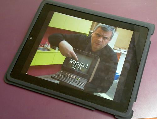 L'iPad, nouveau Minitel 2.0