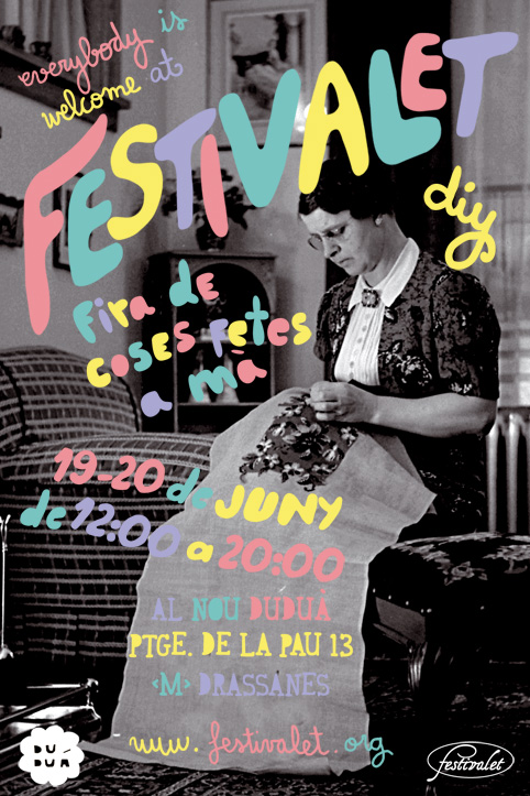 2n Festivalet is here! Craft fair at the new Duduá