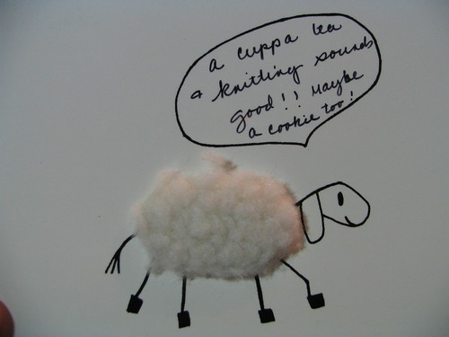 Sheepy Card