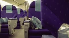 Onboard B777-200 (9V-SRI) Business Class - Singapore Airlines (Matt@PEK) Tags: singaporeairlines staralliance pentax dps sin businessclass b772