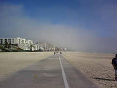 1017091409 (MrJumbo) Tags: california bikepath sand wind longbeach blowingsand beachpath