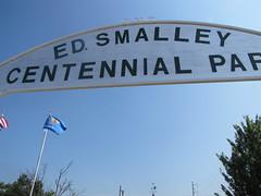 Ed Smalley Centennial Park, Stroud, Oklahoma