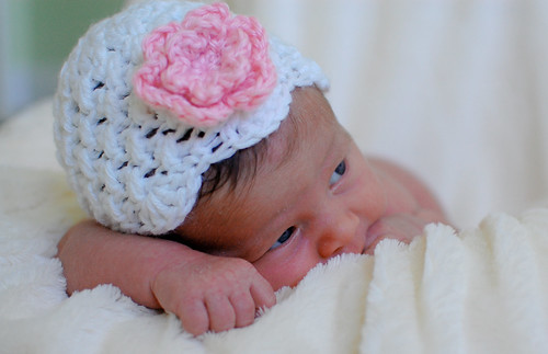 flower hat 1a-075