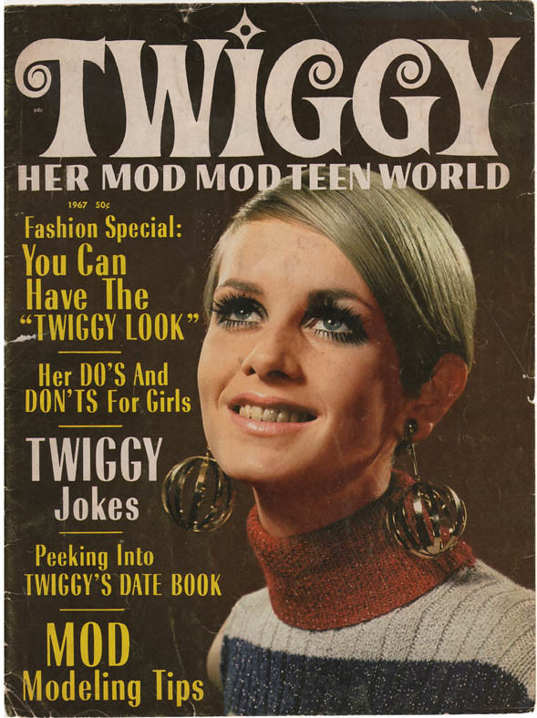twiggy cover 1967