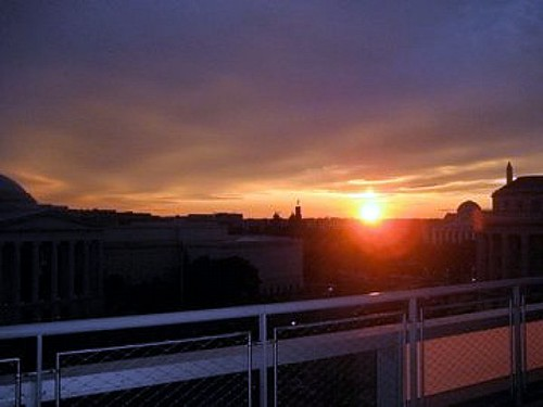 365/155: DC Sunset