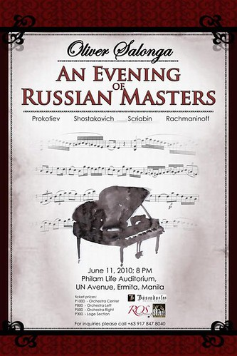 An Evening of Russian Masters