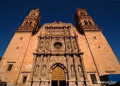 Catedral de Zacatecas (teacherjoseluis) Tags: church mexico iglesia zacatecas cantera