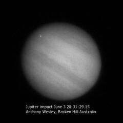 Impacto en Júpiter de 2010