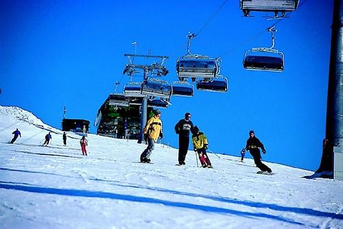 Feldberg ski slopes