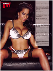 mileena hayes smooth magazine pictures