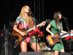 Grace Potter at MTN Jam 2010