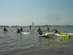Beginners Windsurfing Lessons - 1st Week June 2010