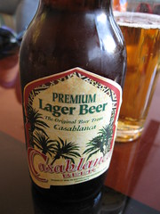 Casablanca: Premium Lager Beer (ncorreia) Tags: morocco chaouen chefchaouen xauen