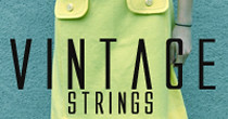 Vintage Strings Ad