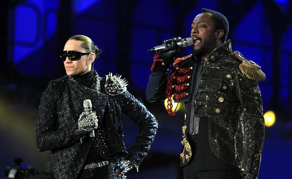 Mundial Black Eyed Peas Sudáfrica
