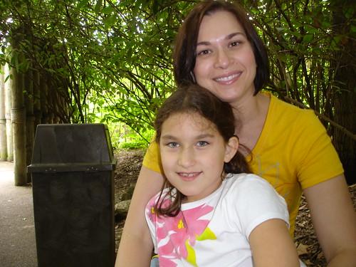 Corinne's Class Trip to the Zoo